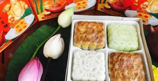 cửa hàng bánh trung thu Bảo Phương