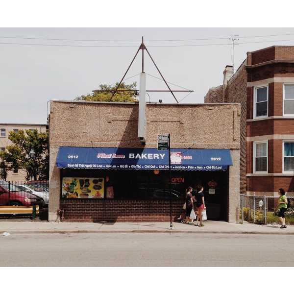 cửa hàng bánh trung thu Như Lan